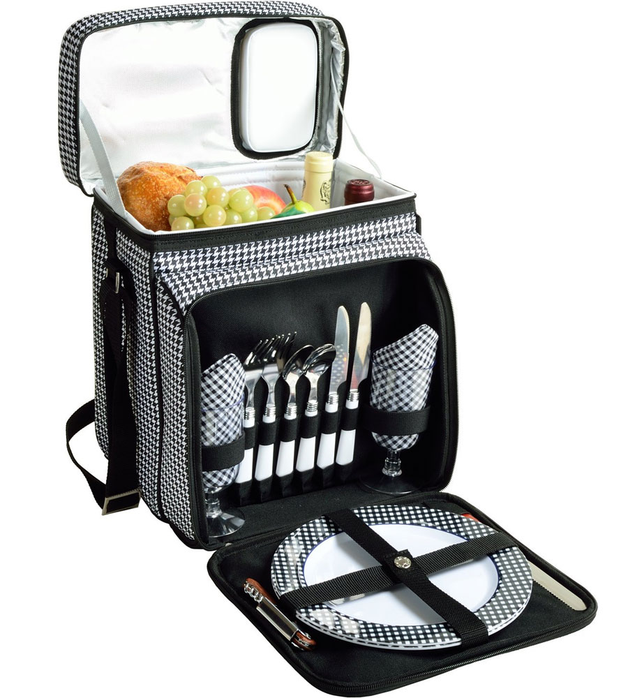 Insulated Picnic Cooler In Picnic